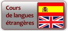AFAP cours anglais espagnol à Lons