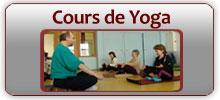 AFAP cours de yoga à Lons